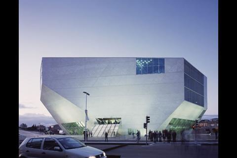 Casa de Musica, OMA & Arup